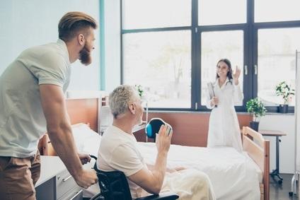 La responsabilisation, la continuité des soins et les attitudes attentionnées et valent pour les patients comme pour les soignants